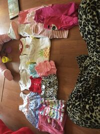 Baby Girl 0-3 Clothing Lot  Courtice, L1E 1Y2
