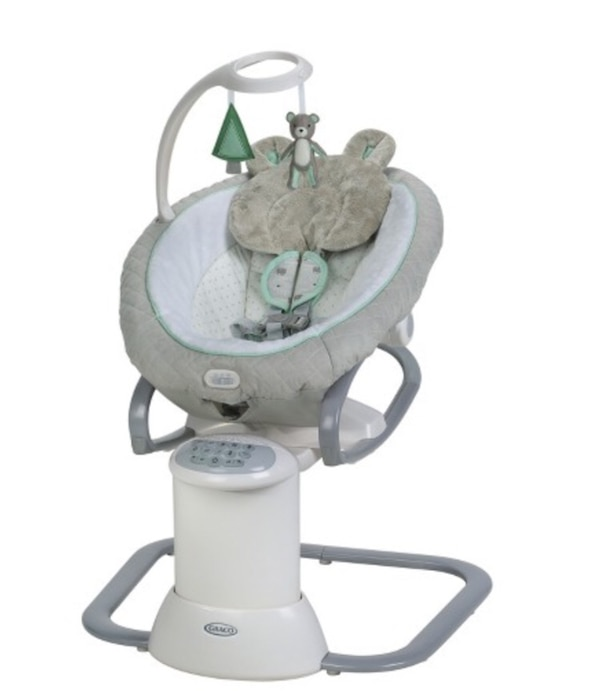 Graco everyway soother swing