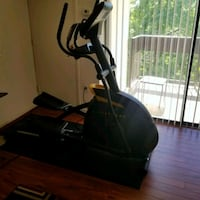 black and gray elliptical trainer Alexandria, 22304