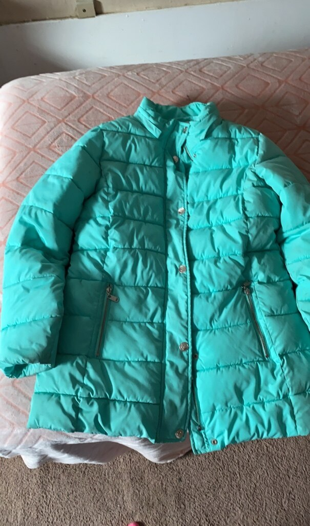 Photo Girls Justice coat sz 20