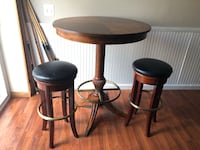 Pub Table and Stools Sterling, 20166