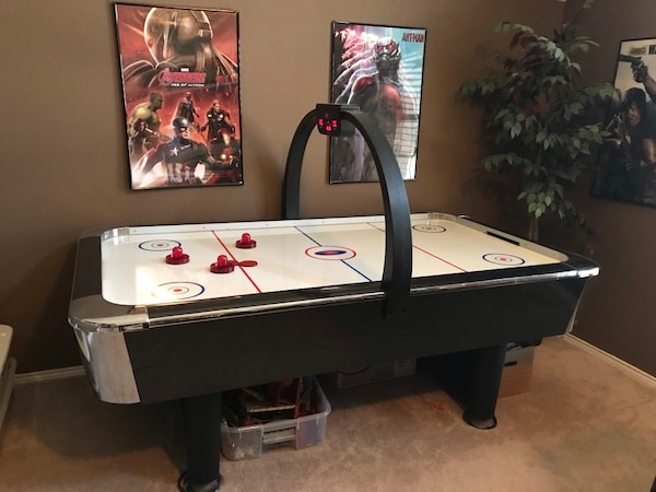 Used Air Hockey Table Tournament Choice For Sale In Flower Mound