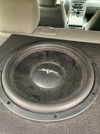 15 inch car subwoofer bought for 600$ selling for 450$ Mount Pleasant, 29464