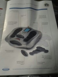 white foot massager product manual Reading, RG1 3HG