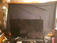 black flat screen TV with remote Calgary, T2A