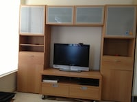 *** PRICE REDUCED, MUST GO - IKEA entertainment set*** Woodbridge, 22192
