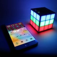 Moby Cube wireless Bluetooth speaker  King, L7B 1L5