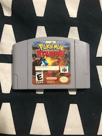 Nintendo N64 Game Pokémon Stadium  Brantford, N3R 2E3