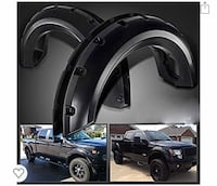 Black fender flares for f150  years 09-14 Gambrills, 21054