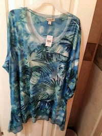 Womens plus size 3x from CRACKER BARREL  Silver Springs, 34488