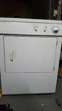 white front load dryer Spruce Grove, T7X 1C1