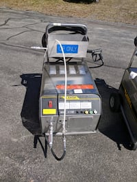 Landa Commercial industrial portable pressure washer