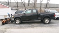 1997 Ford F-150 XL 4X4 SUPERCAB FLARESIDE