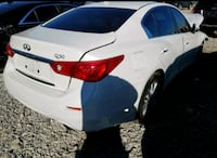Infiniti Q50 ALL PARTS FOR SALE