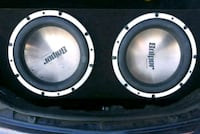"""10"""" high quality speakers  Los Angeles, 90044"""