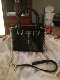 Black Aldo 3-way handbag  Pitt Meadows, V3Y 1M8