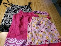 20 pieces Handmade and decorated children's clothing