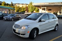 2008 Mercedes-Benz B200 Local No accident Only 66265km clean b200 Coquitlam