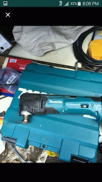blue and black Makita corded power tool Los Angeles, 90044