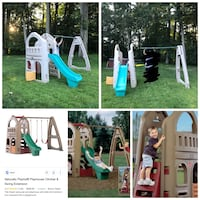 Step2 swing set. Overall great condition  Webster, 14580