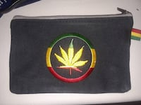 black, green, yellow, and red coin purse Chillum, 20782