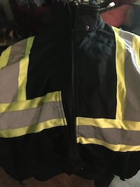 Large forcefield jacket Calgary, T3B