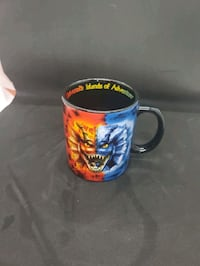 Universal's islands of adventure mug-dueling dragons