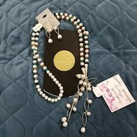 Handmade Freshwater Pearl Lariat Necklace Palm Bay, 32907