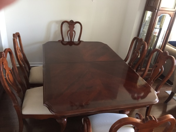 Amazing Lexington Cherrywood Dining Room Tables And Chairs Caraccident5 Cool Chair Designs And Ideas Caraccident5Info