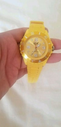 Ice Rubber watch