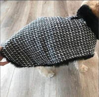 Dog Coat Tweed Size Medium Hamilton, L0R 1R0