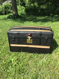 Refinished Antique Tin Trunk Owings Mills, 21117