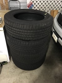 New Goodyear Wranglers SR/A Tires - 275/55R20 (M+S rating) Burnaby, V5H