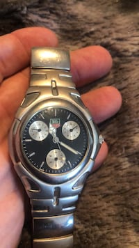 Tag Hauer Watch 38.3mm.  if you see the ad its still available 18 mi