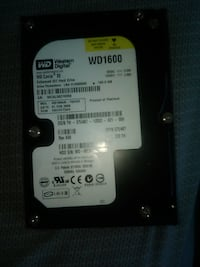 160 GB  Hard Drives for Desktop or External Enclosure Washington, 20206