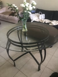 "Dining table 45"". Price firm  900 mi"