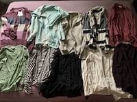 Womens Sweaters Cardigans size Medium lot of 21 for $5 each North Wales, 19454
