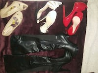 Never been worn!!  Stilleto pumps Tuscaloosa, 35405
