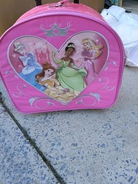pink and green Disney Princess backpack Odenton, 21113