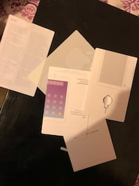 white Apple Watch with box New York, 10458