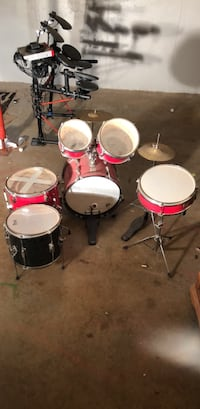 Kids 8 piece Drum Set Nottingham, 19362
