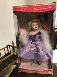 girl doll in purple dress Troy, 48085