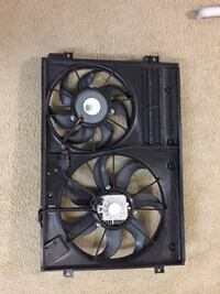 VW factory Radiator/AC cooling fans Jetta/Passat 2010 and up Essex, 21221