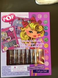 POP makeup artist design pad box Waterloo, N2K 4E7