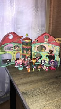My Littlest Pet Shop ensemble de jouets Vincennes, 94300