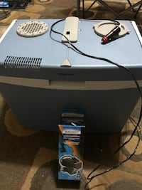 Cooler + New Power Adapter  Kitchener, N2E 2J8