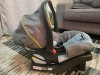 baby's black and gray car seat carrier Calgary, T3R 0J2