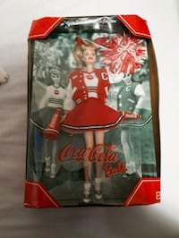 Collector Edition Coca-Cola Barbie. Whitby, L1N 4Z3