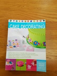 New cake decorating book Gibsonville, 27249