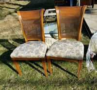 2 vintage chairs Chester, 10918